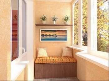 Отделка и утепление балкона – чем лучше