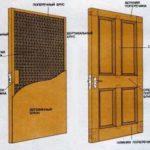 Как сделать деревянные входные двери своими руками