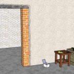 Высота стандартного дверного проема