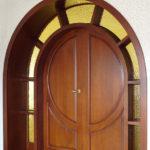Массивные двери из  древесины+