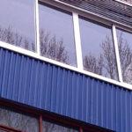 Ремонт лоджии и балкона
