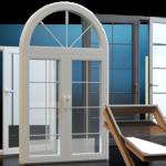 Современные окна Rehau 70