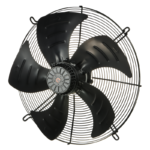Что такое осевые вентиляторы