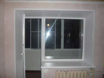 Окна с металлопластиковым профилем