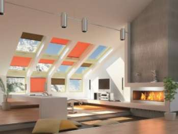 Что такое современные мансардные окна