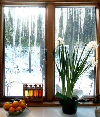 Как не замерзнуть зимой. Выбираем деревянные окна