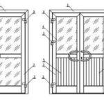 Нюансы устройства пластиковых дверей