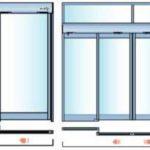 Как выполняется установка межкомнатных дверей раздвижных?