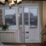Самостоятельная установка балконной двери