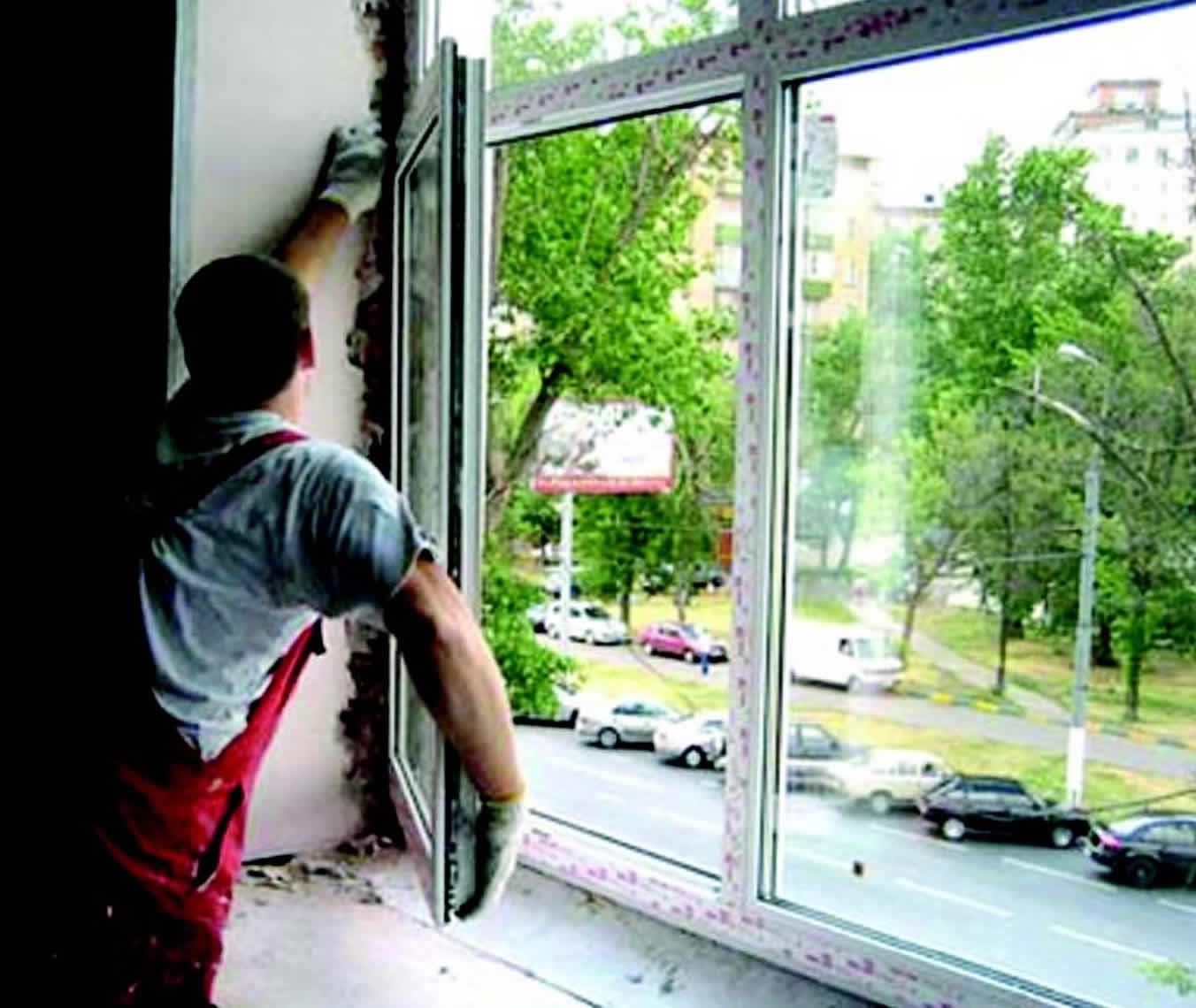 Пластиковые дешевые окна двери