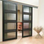 Раздвижные двери – экономия пространства