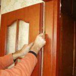 Установка межкомнатных дверей – правила и секреты