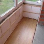 Застекление балконов и лоджий от компании Окна 56RUS