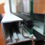 Сервисное обслуживание всех видов алюминиевых окон и дверей в Киеве и Киевской области
